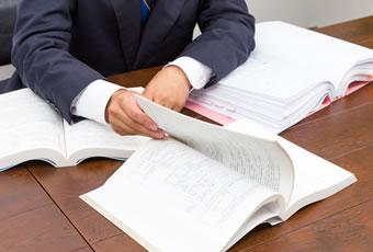 使命感をもって個々の法律事務に取り組む